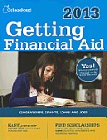 Getting Financial Aid (College Board Guide to Getting Financial Aid) Cover