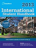 International Student Handbook (College Board International Student Handbook) Cover
