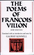 Poems of Francois Villon new edition