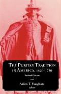 Puritan Tradition In America 1620 1730