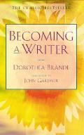 Becoming a Writer Cover