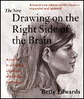 The New Drawing on the Right Side of the Brain Cover