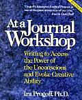 At a Journal Workshop Writing to Access the Power of the Unconscious & Evoke Creative Ability