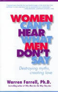 Women Cant Hear What Men Dont Say
