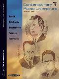Contemporary Piano Literature Book 1