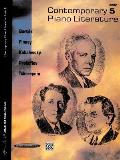 Contemporary Piano Literature, Bks. 5 & 6