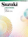 Suzuki Cello School Cello Part Volume 1