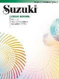 Suzuki Cello School Volume 2 Piano Accompaniment Revised Edition