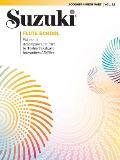 Suzuki Flute School, Vol 11: Piano Acc.