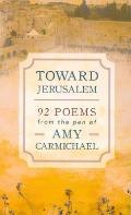 Toward Jerusalem