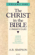 Christ in the Bible Commentary #01: Genesis-Deuteronomy
