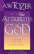 Attributes Of God Volume 1 With Study Guide