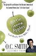 Little Green Apples: God Really Did Make Them!