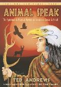 Animal-Speak: The Spiritual and Magical Powers of Creatures Great and Small Cover