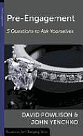 Pre-Engagement: Five Questions to Ask Yourselves (Resources for Changing Lives) Cover