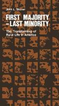 First Majority Last Minority The Transfo