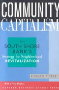 Community Capitalism South Shore Bank