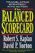 The Balanced Scorecard Cover