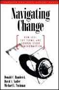 Navigating Change How Ceos Top Teams & B