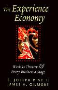 Experience Economy Work is Theatre & Every Business a Stage