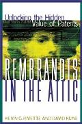 Rembrandts' in the Attic Cover