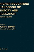 Higher Education: Handbook of Theory and Research: Volume XII