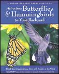 Attracting Hummingbirds and Butterflies to Your Backyard Cover