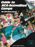 Guide To Aca Accredited Camps 1997 98