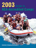 Guide To Aca Accredited Camps 2003 Over 2400