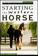 Starting The Western Horse