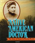 Native American Doctor: The Story of Susan Laflesche Picotte (Trailblazer Biographies) Cover