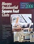 means CPG Residential Square Foot (Means Residential Square Foot Costs)