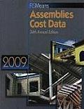 Assemblies Cost Data (Means Assemblies Cost Data)
