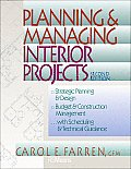 Planning Managing Interior Projects 2e