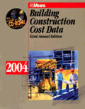 Building Construction Cost Data 2004