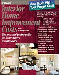 Interior Home Improvement Costs: The Isaccd Monograph Series