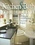 Kitchen & Bath Project Costs Planning &