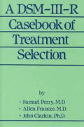 Dsm III R Casebook Of Treatment Select