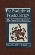 Evolution of Psychotherapy The Second Conference
