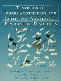 Textbook Of Pharmacotherapy For Child &