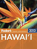 Fodor's Hawaii 2013 Cover