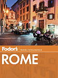 Fodor's Rome: With the Best City Walks and Scenic Day Trips Cover
