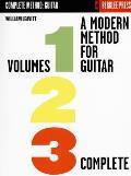 Modern Method for Guitar Volumes 1 2 3 Complete