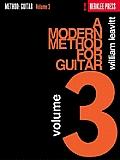 Modern Method for Guitar Volume 3