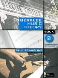 Berklee Music Theory Book 2 Fundamentals of Harmony With CD