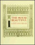 House Beautiful: A Book Designed by Frank Lloyd Wright