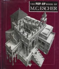 Pop Up Book of M C Escher Cover