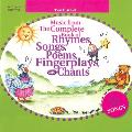 Music from the Complete Book of Rhymes, Songs, Poems, Fingerplays and Chants Cover