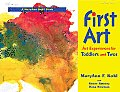 First Art Art Experiences for Toddlers & Twos