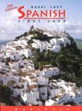 Spanish First Year Workbook New Edition
